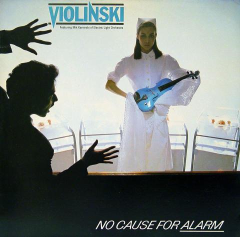 """Violinski Vinyl 12"""""""