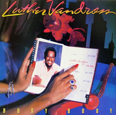 """Luther Vandross Vinyl 12"""""""