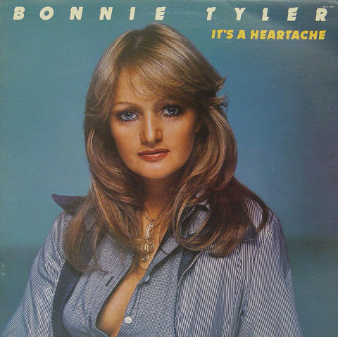 """Bonnie Tyler Vinyl 12"""""""