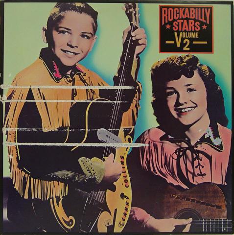 """The Collins Kids Vinyl 12"""""""