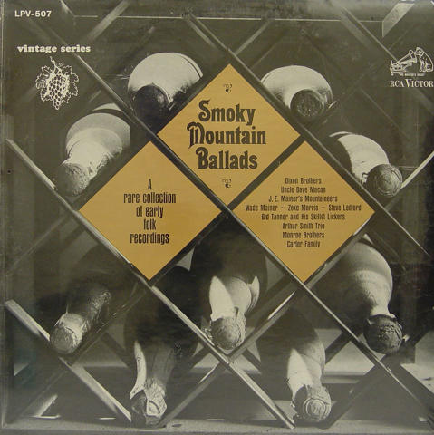 "Dixon Brothers Vinyl 12"""