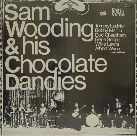 "Sam Wooding Vinyl 12"""