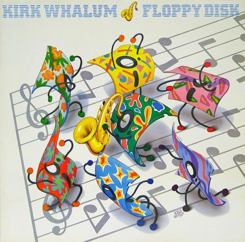 """Kirk Whalum Vinyl 12"""""""