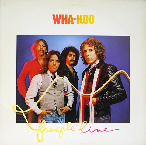 "Wha-Koo Vinyl 12"""