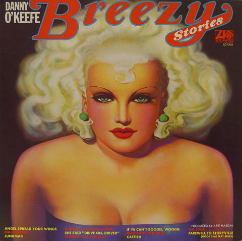 """Danny O'Keefe Vinyl 12"""""""