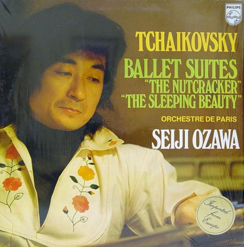 """Seiji Ozawa Vinyl 12"""""""