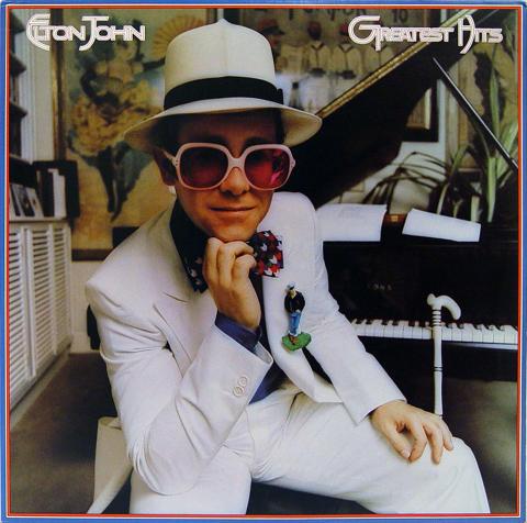 """Elton John Vinyl 12"""""""