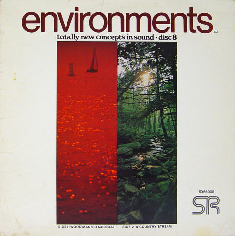 "Irv Triebel Vinyl 12"""