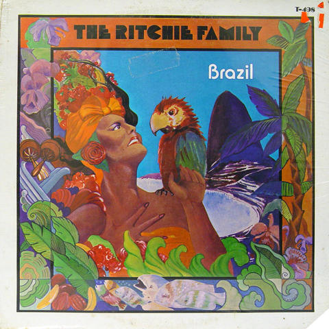 The Ritchie Family Vinyl 12""