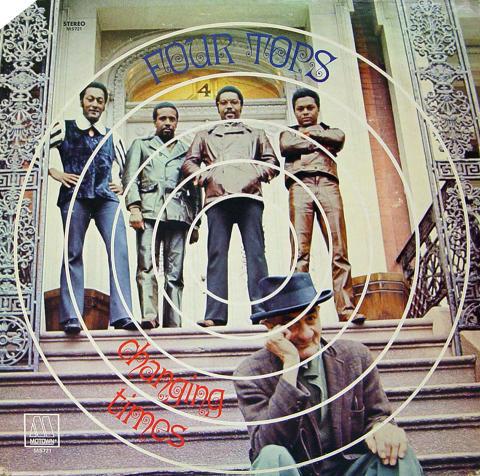 "The Four Tops Vinyl 12"""