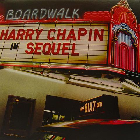 "Harry Chapin Vinyl 12"""