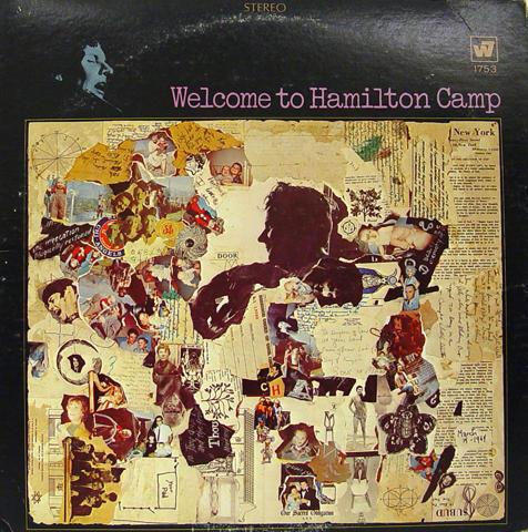 "Hamilton Camp Vinyl 12"""