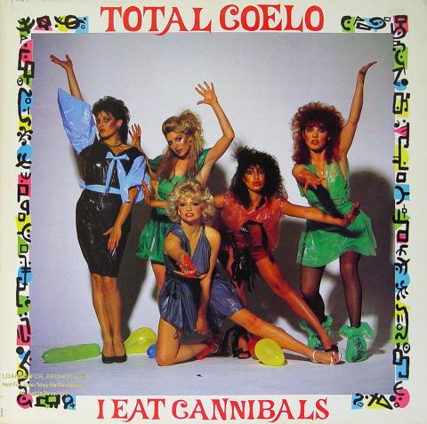 """Total Coelo Vinyl 12"""""""