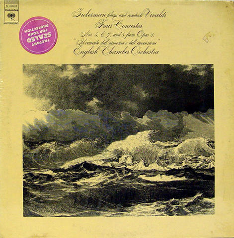 "English Chamber Orchestra Vinyl 12"""