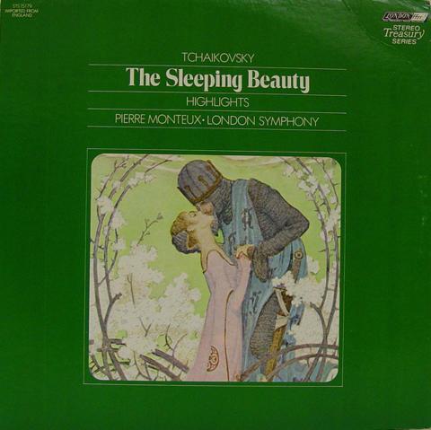 """London Symphony Orchestra Vinyl 12"""""""