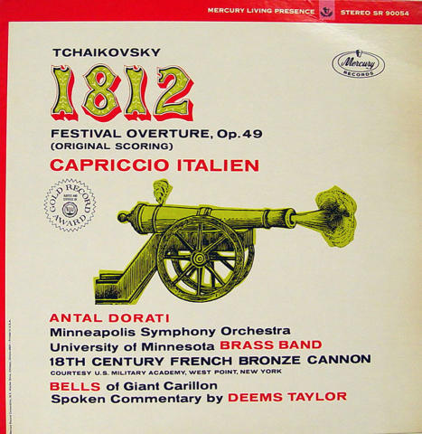 """Minneapolis Symphony Orchestra Vinyl 12"""""""