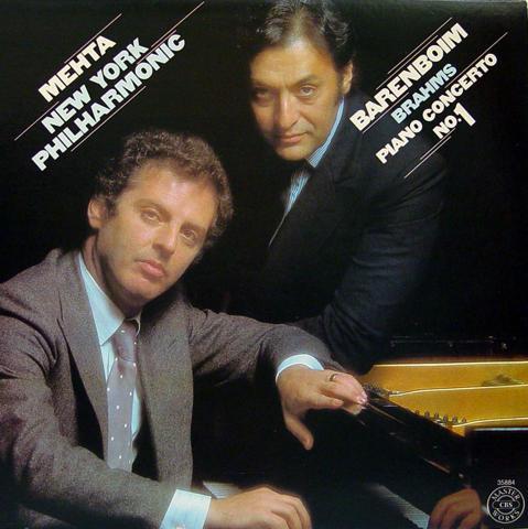 "Zubin Mehta Vinyl 12"""