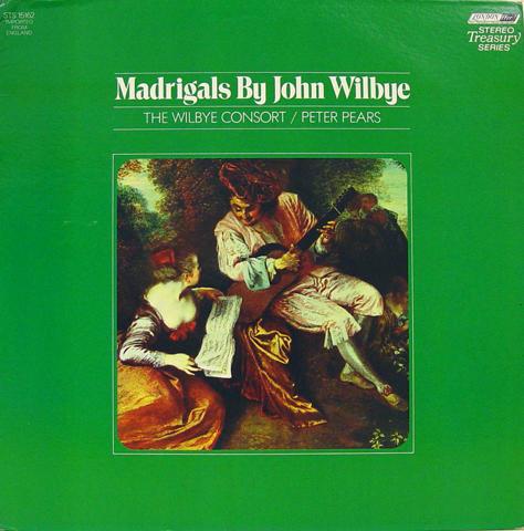 """Peter Pears Vinyl 12"""""""