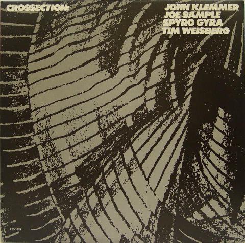 """Crossection Vinyl 12"""""""
