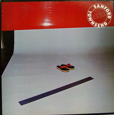"Sanford Townsend Band Vinyl 12"""