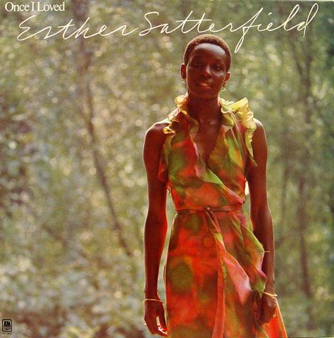"Ester Sutterfield Vinyl 12"""