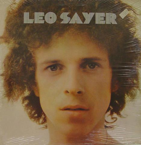 """Leo Sayer Vinyl 12"""""""