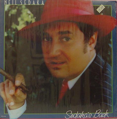 "Neil Sedaka Vinyl 12"""