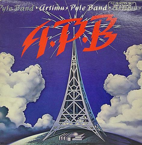 "Artimus Pyle Band Vinyl 12"""