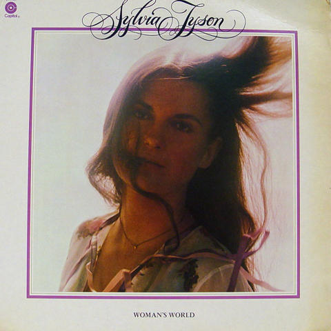 """Sylvia Tyson Vinyl 12"""""""