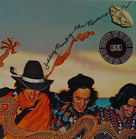 """The Rowans Vinyl 12"""""""
