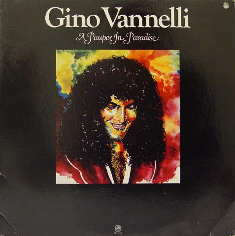 "Gino Vanneli Vinyl 12"""