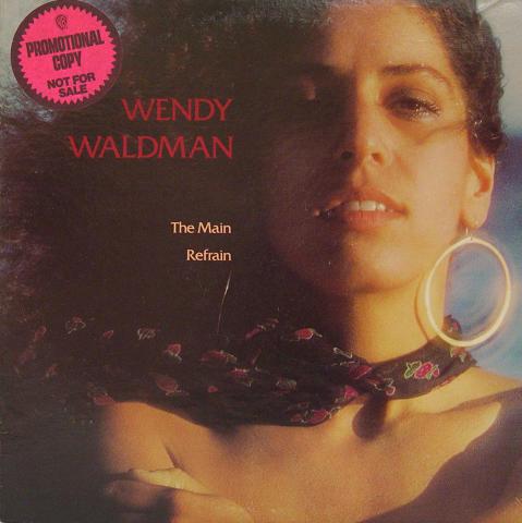 "Wendy Waldman Vinyl 12"""