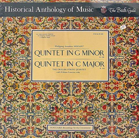 """The Bach Guild Vinyl 12"""""""