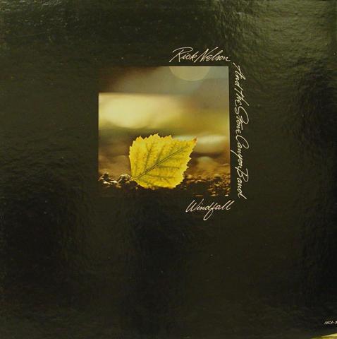 "Rick Nelson Vinyl 12"""