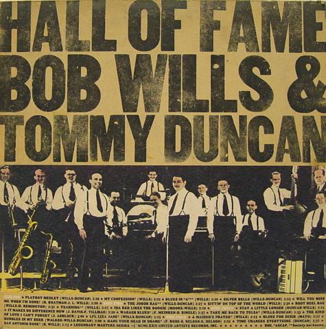 """Bob Wills Vinyl 12"""" (Used)"""
