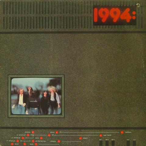 "1994: Vinyl 12"""
