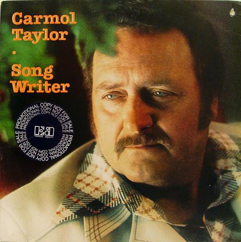 """Carmol Taylor Vinyl 12"""""""