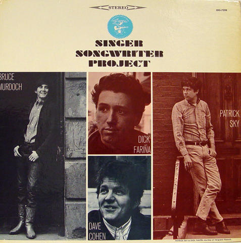 """Bruce Murdoch Vinyl 12"""""""