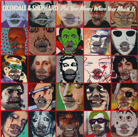 """Oxendale & Shephard Vinyl 12"""""""