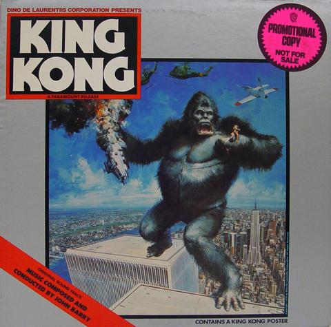 """John Barry Vinyl 12"""""""
