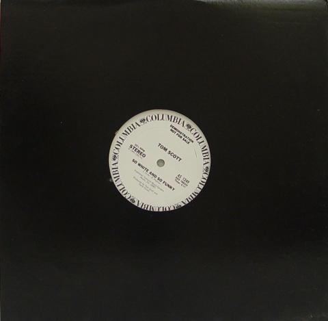 "Tom Scott Vinyl 12"""