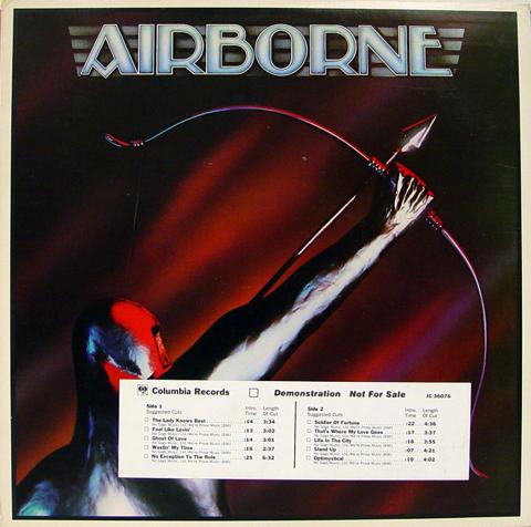 """Airborne Vinyl 12"""""""