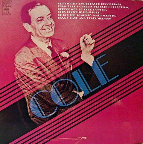 """Cole Porter Vinyl 12"""""""