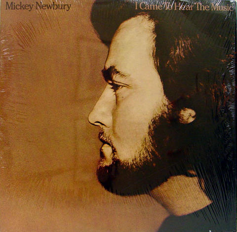 "Mickey Newbury Vinyl 12"""
