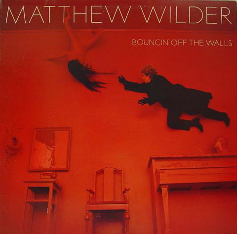 """Matthew Wilder Vinyl 12"""""""