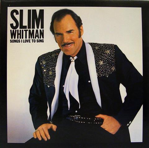 """Slim Whitman Vinyl 12"""""""