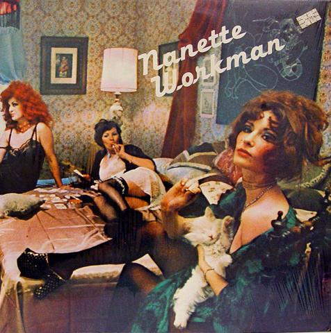 """Nanette Workman Vinyl 12"""""""