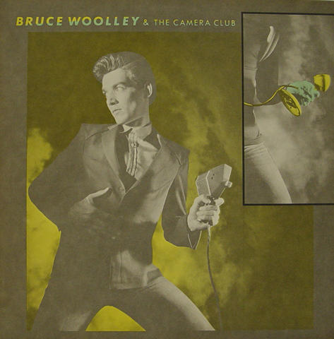 """Bruce Woolley and the Camera Club Vinyl 12"""""""