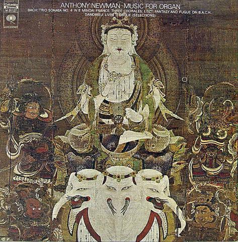 "Anthony Newman Vinyl 12"""