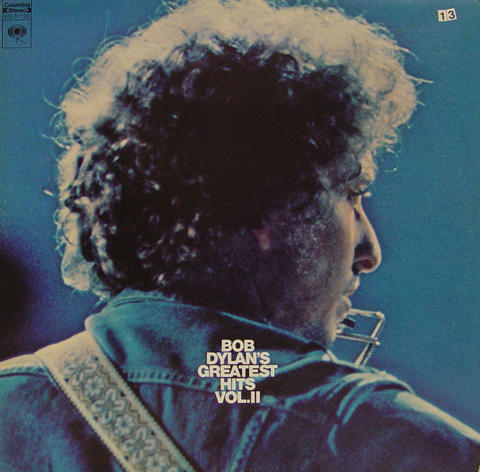"Bob Dylan Vinyl 12"""